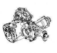 Volkswagen Polo R5 Xtrac gearbox parts
