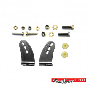 SIDE MOUNTS KIT STAINLESS STEEL